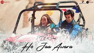 Ho Jaa Awara: First Song Of 'Pal Pal Dil Ke pas' Released, actors look romantic
