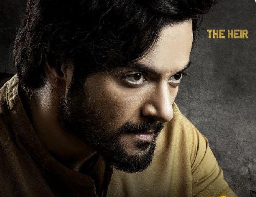 Poster : संजय दत्त की 'प्रस्थानम' से सामने आया अली फज़ल का लुक