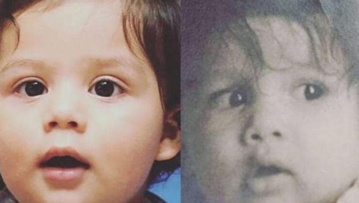 Shahid Kapoor's son Looks Like Him, Photo Getting Viral!