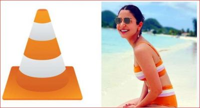 Anushka got trolled fiercely on wearing a bikini, users compared her with python!