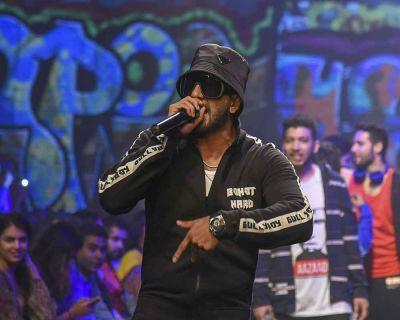 Ranveer Singh, who spoke on rap and hip-hop, said: