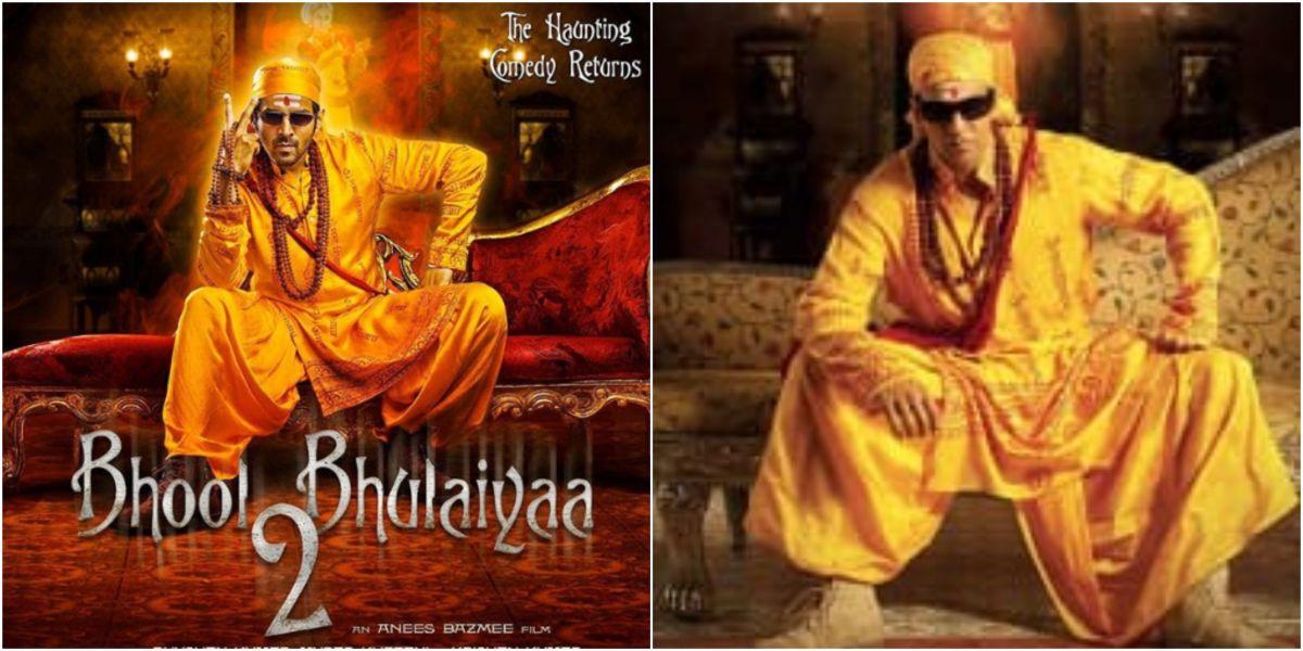 तो Bhool Bhulaiyaa 2 में कार्तिक के साथ दिखाई देंगे अक्षय कुमार!