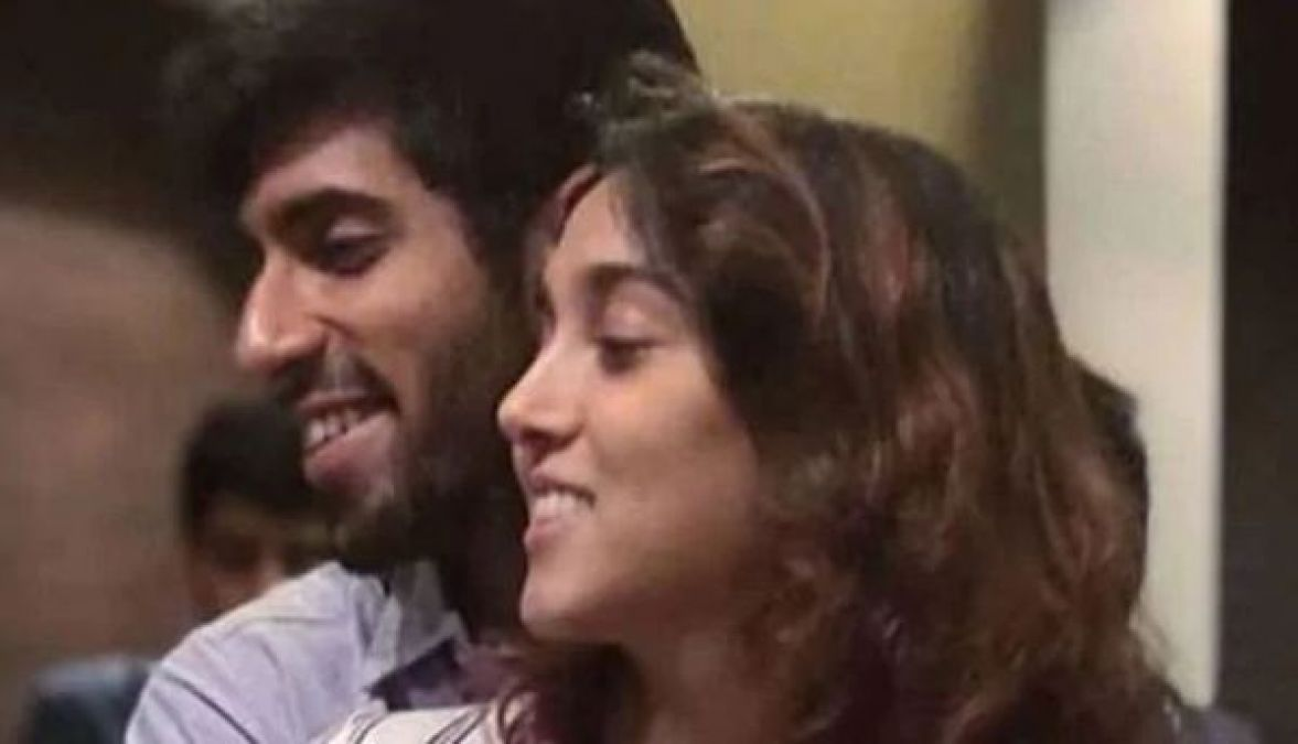 Romantic photo of Aamir Khan's daughter comes to the fore, shared memories with boyfriend!
