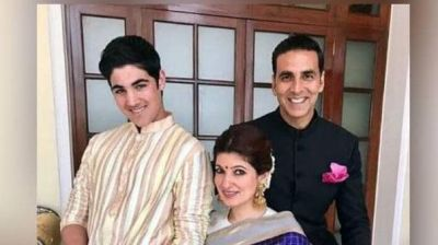 Akshay Kumar's son Arav, did this special job for the family!