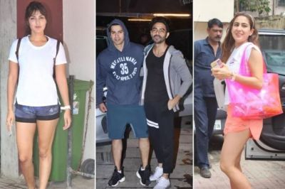 From Sara-Janhvi to Varun-Malaika, see where these stars were recently spotted!