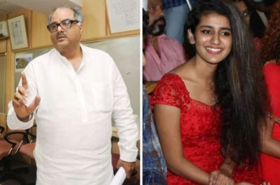 'Sridevi Bangalow': Priya Prakash trouble increases, Boney Kapoor sent another Legal Notice