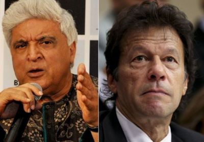 Javed Akhtar, who lashed out at Pak PM Imran, said,