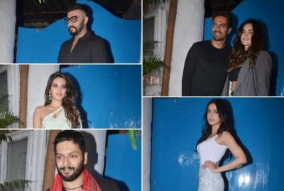 Bollywood Stars were seen In a Party Mood, See all celebrities!