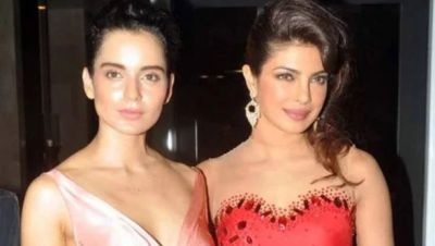 Priyanka Chopra, who was facing criticism from Pakistan, gets support from Kangana Ranaut
