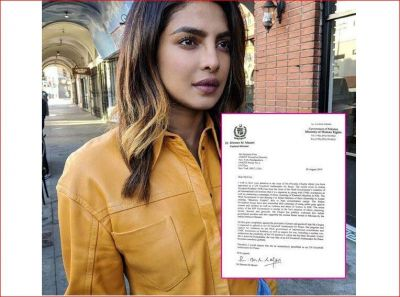 Pakistan asks UN to remove Priyanka Chopra as goodwill ambassador