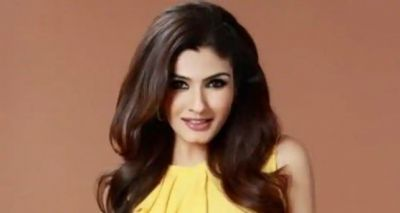 Raveena reveals her father didn't believe she could be an actress