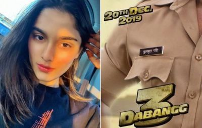 Dabang 3: Salman Will Romance With This Villain's Daughter, See Beautiful Viral Photos!