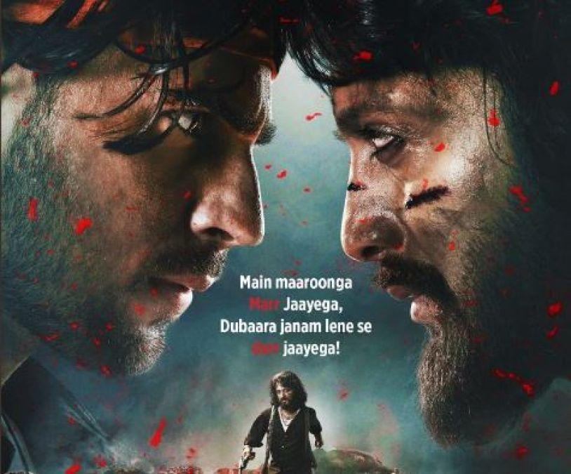 #Marjaavaan : रिलीज़ हुए सिद्धार्थ की फिल्म के 3 नए पोस्टर, दिखें खूंखार