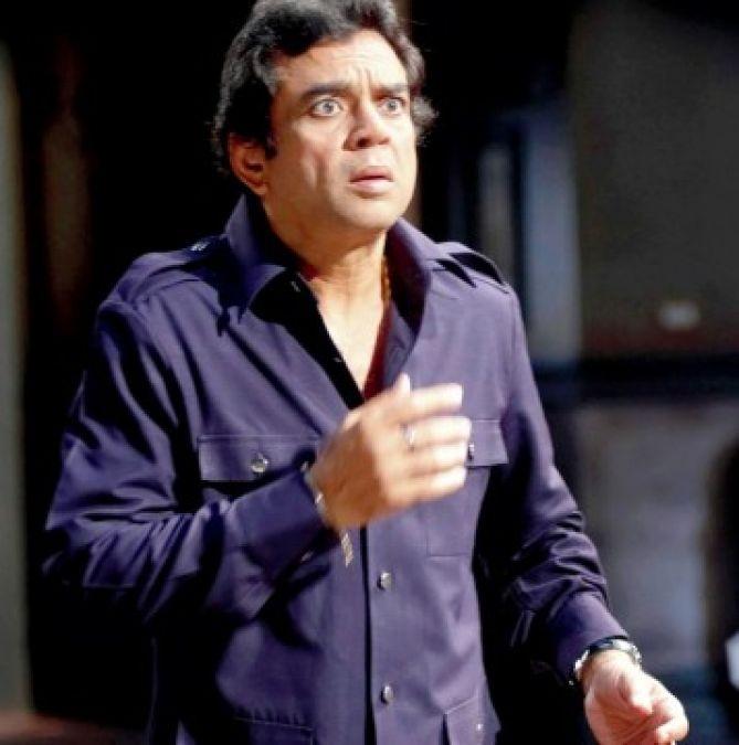 रेप का आरोप लेकर परेश रावल के घर पहुंची पुलिस लेकिन...