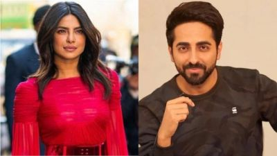 After Kangana, Ayushman Khurana in support of Priyanka!