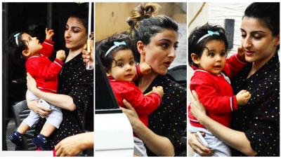 Video: बेटी की तस्वीरें लेने वाले कैमरामैन पर भड़की सोहा अली खान