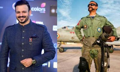 विंग कमांडर अभिनंदन पर बन रही फिल्म, विवेक को मिले राइट्स