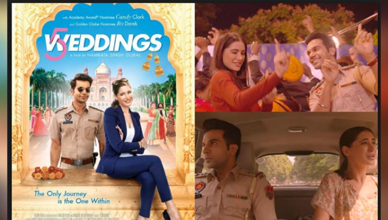 रिलीज हुआ '5 Weddings' का दमदार ट्रेलर