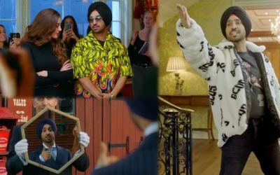 Diljeet's Style Convinced Social Media, Bhangada Track Gets 1 Crore Views!