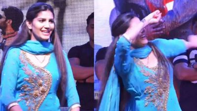 VIDEO: Sapna Chaudhary did such a dance, the bridegroom was compelled to shake their legs!