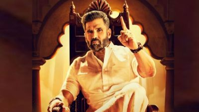 Suniel Shetty wants to play characters that are quiet and serious
