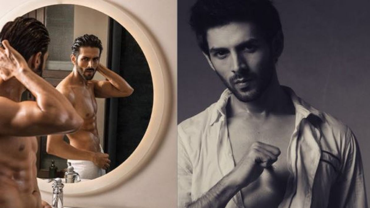 Karthik Aryan opened up the secret of his beauty, explained what is necessary for beauty!