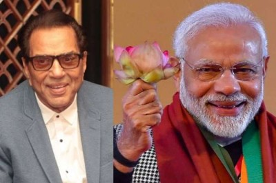 Dharmendra shared special video for PM Modi