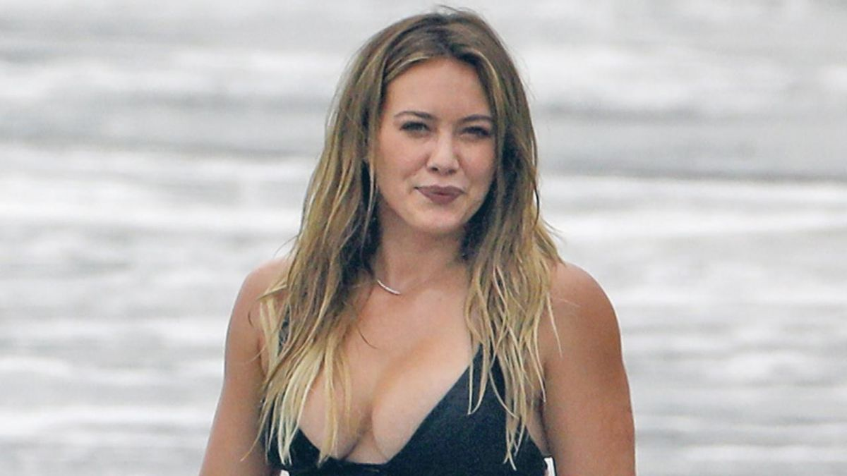 Soon Hillary Duff will return with these special changes