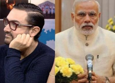 Aamir Khan tweeted about PM Modi, going viral
