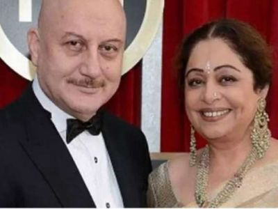 Anupam Kher celebrates 34th wedding anniversary with Kirron Kher, shared a heartwarming photo