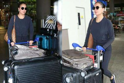 Lara Dutta Is Totally Chic At The Airport