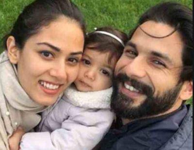 Shahid -Mira's daughter turns three, here's how Mom wishes her