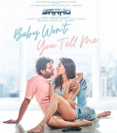 Saaho: Baby Won't You Tell Me song to be out today