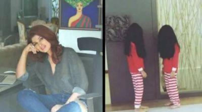 Video: Twinkle Khanna recreates scenes from horror films with daughter Nitara