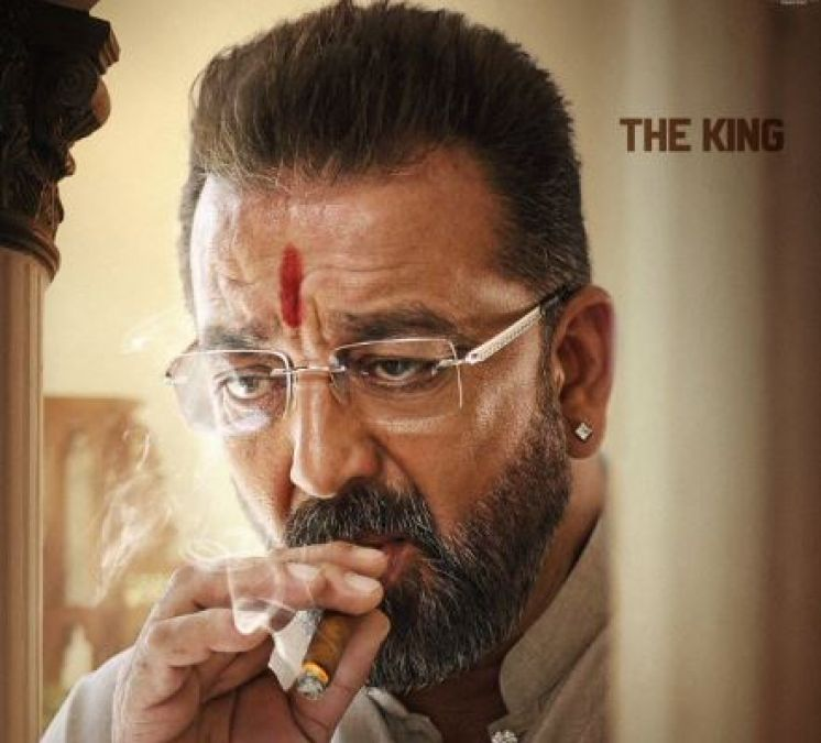Prasthanam: Finally King's Look from the movie Revealed ...