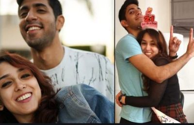 Aamir's Daughter Ira Celebrates 2 Years Of Relationship with Boyfriend Mishaal, See Pic!