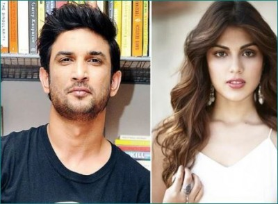 Rhea Chakraborty revealed about Sushant's last message to her