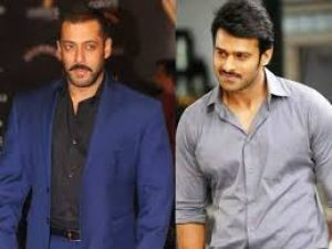Prabhas don't want to compare  with Salman Khan's stardom