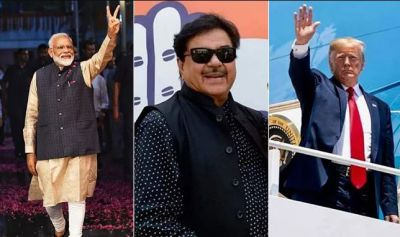 Modi-Trump meeting on Kashmir issue, Shatrughan says, 'your magic worked'