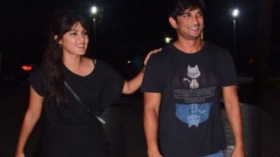 Sushant's shocking reply on the marriage to girlfriend Rhea