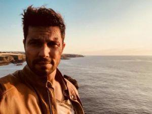 Randeep Hooda starts shooting for the next film, shares first look