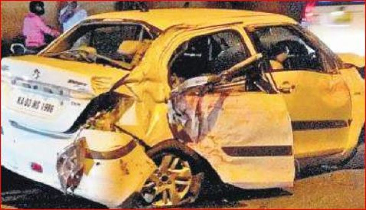 This Bollywood actress met with a terrible accident, Know more