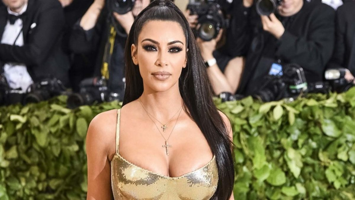 Controversy Increased over New Shapewear line, Kim had to change the name!