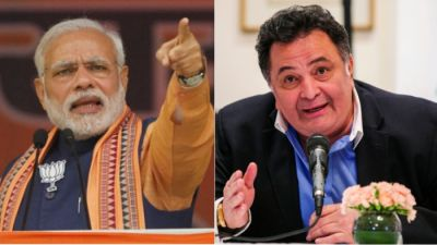 PM Modi's 'Fit India Movement' Launched, Rishi Kapoor Comments Strongly!