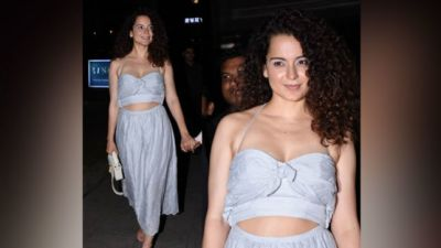 Bollywood's Queen was Spotted In an Extremely Hot Look, Fans Make Fierce Comments!