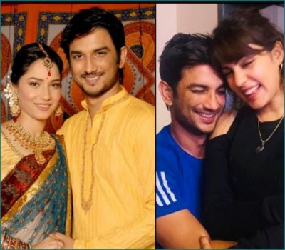 Rhea  lashes out at Ankita, says 'you calls witch to one who loved Sushant'