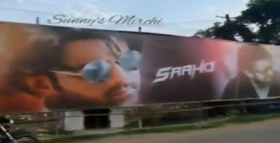 Saaho's Craziness: Fans Did These Acts In Prabhas's Hometown!