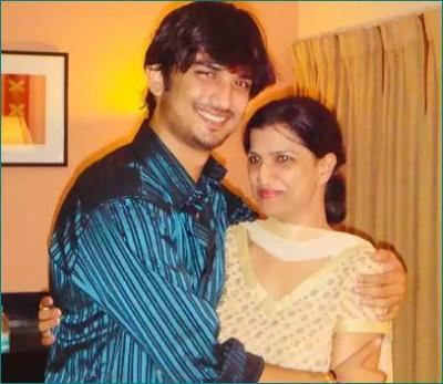 Sister Mitu Singh shares emotional post remembering brother Sushant