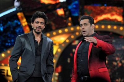 On this film, Salman taunted Shahrukh, saying,
