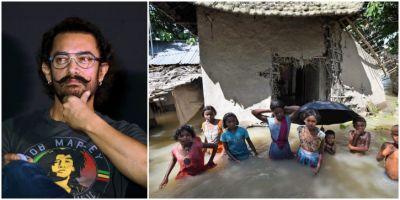 बिहार बाढ़ पीड़ितों के नाम, आमिर का 25 लाख का पैगाम